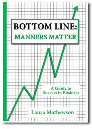 Bottom Line: Manners Matter