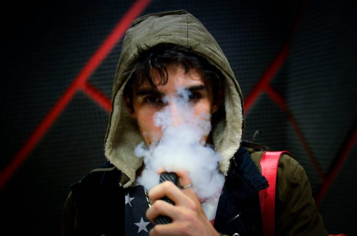 Vaping Possible Suspect in Wisconsin teens' hospitalization