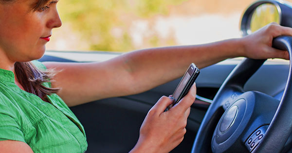 Distracted Driving Liability